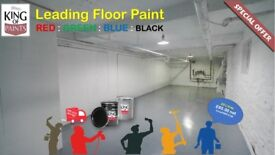 Floor Paints : Range of Colours : Made in the UK : Quality 20 Litre Cans