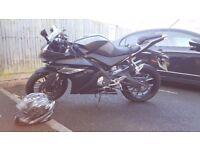 Yamaha Like new Bike, 125 cc YZF Type R.. Grab a Bargain.. Mint Condition Bike for sale