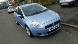 Fiat Grande Punto 1.3 Turbo Diesel Multijet 90hp 6 speed