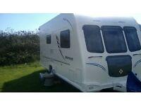 2010 bailey olympus 462 2 berth caravan