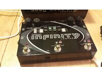 Pigtronix Infinity Looper boxed as new.