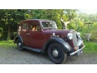 Austin 10 ten Cambridge 1938