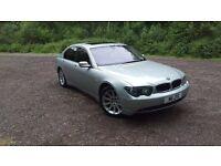 BMW 7 SERIES SALOON 3.6 PETROL LPG
