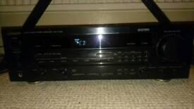 Kenwood kr-v7030 home cinema amplifier
