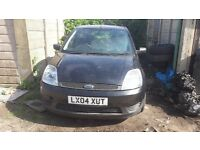 Ford Fiesta 1.4 Semi Automatic Breaking For Parts only