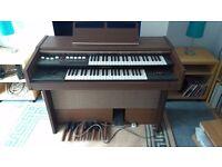 Yamaha Kemble Electone Organ