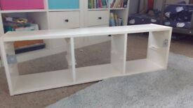 IKEA shelving unit and drawers