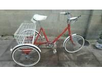 Pashley Tricycle bike bicycle