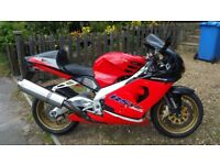SWAP/SELL GREAT APRILIA RSV1000 FOR BOBBER OR BIG TRAIL BIKE