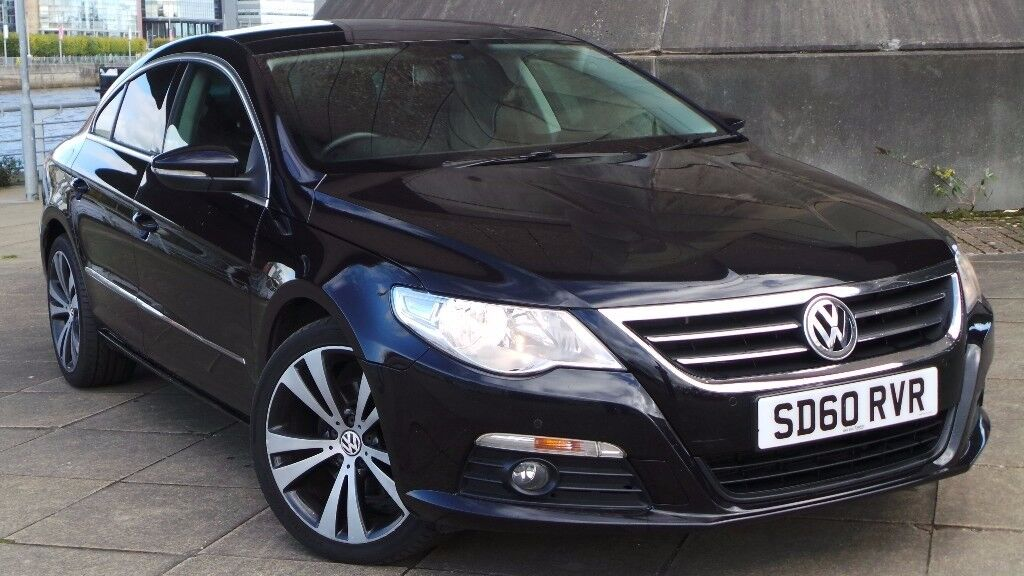2010 60 VOLKSWAGEN PASSAT 2.0 CC GT TDI DSG 4d AUTO 138 BHP***FINANCE AVAILABLE***