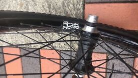 Profile Mini BMX Wheelset