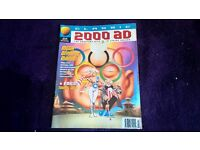 Classic 2000AD No.9 July 1996
