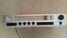 Goodmans radio amplifier