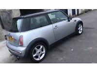 Mini Cooper 1.6 Petrol - Cheap!!