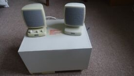 Altec Lancing Amplified Speaker System