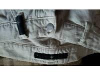 Stone island khaki style jeans RARE