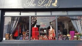 The Loft Preloved Clothing and Accessories Shop. We sell your goods whilst you discover a fancy find