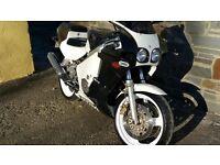 Honda NC-23 400cc 1988 but 1992 Reg