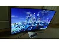 Samsung 40 inch Curved smart led tv UE40J6300 with built-in WIFI