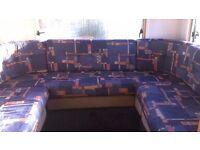 caravan motorhome seating cushions