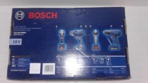 Bosch 18V 2 Tool Combo Kit (1) (#53365) (JV111481) We Sell Used Tools!