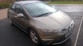 Honda Civic 2.2 iCTDi ES 5Dr