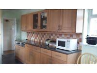 Wood Kitchen Units