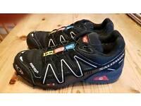 Womens Salomon Gortex Speed Cross fell trainers size 4.5