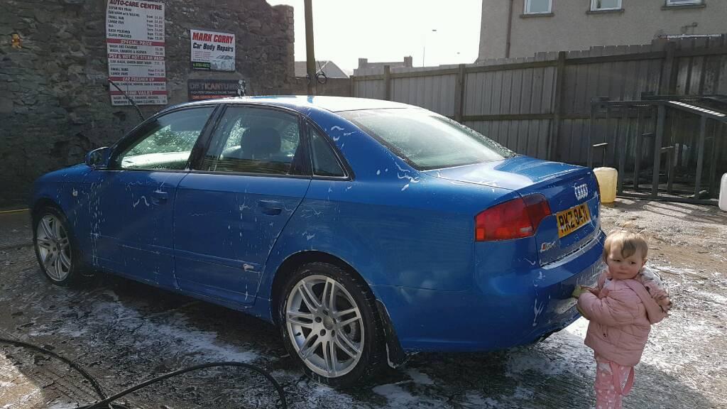 Audi a4 repair