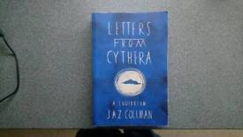 Letters from. Cythera. Jaz Coleman