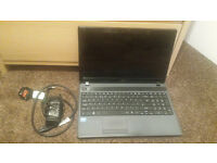 Acer Laptop £90, Windows 7 Home Premium, Office and Antivirus. Wireless and Webcam and HDMI out.