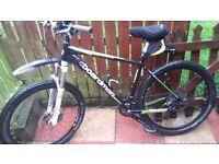 Boardman mountain bike 650b