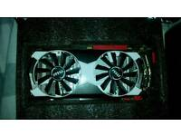 GTX 980Ti ARMOR 2X 6GB VRAM Like New!