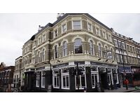 Bar Staff needed for busy West Hampstead pub.