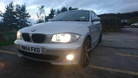BMW 1 series 120d 5dr