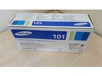 Samsung MLT-D101S Samsung MLTD101 Laser tONER Cartridge original BRAND NEW UNOPENED BOX
