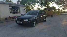 Vw Golf gttdi 130bhp 3 door