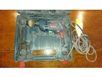Bosch GSB 1600RE 110 volt drill with case
