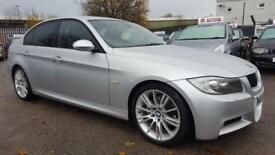 BMW 2.0 320D M SPORT 6 SPEED 2006 / EXCELLENT CONDITION / HPI CLEAR / SERVICE HISTORY / 2 KEYS