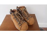 Ladies Steel Capped Work Boots Size 4