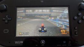 Wii U Gamepad, working