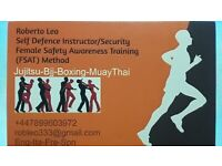 Self-Defense classes : private or in group.