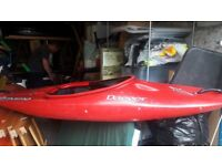 Junior Dynamo Dagger Canoe