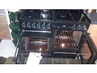 Gas and Electric Rangemaster 110