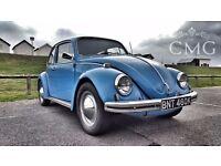 Volkswagen Beetle 1300cc 1972