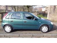 Vauxhall Corsa Life 1.2 2003 (03)**Very Low Mileage**Full Years MOT**Great Running Car for £1495