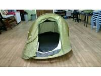 Quechua pop up tent for 1 ideal for festivals
