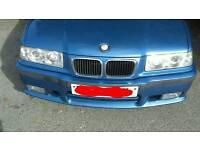 Swap front headlights BMW E36