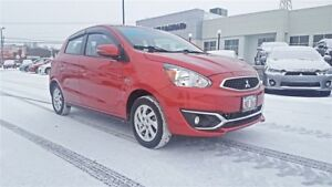 2017 Mitsubishi Mirage SE - only $115 BW in your driveway!
