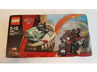 LEGO 9483 - Cars Agent Mater's Escape